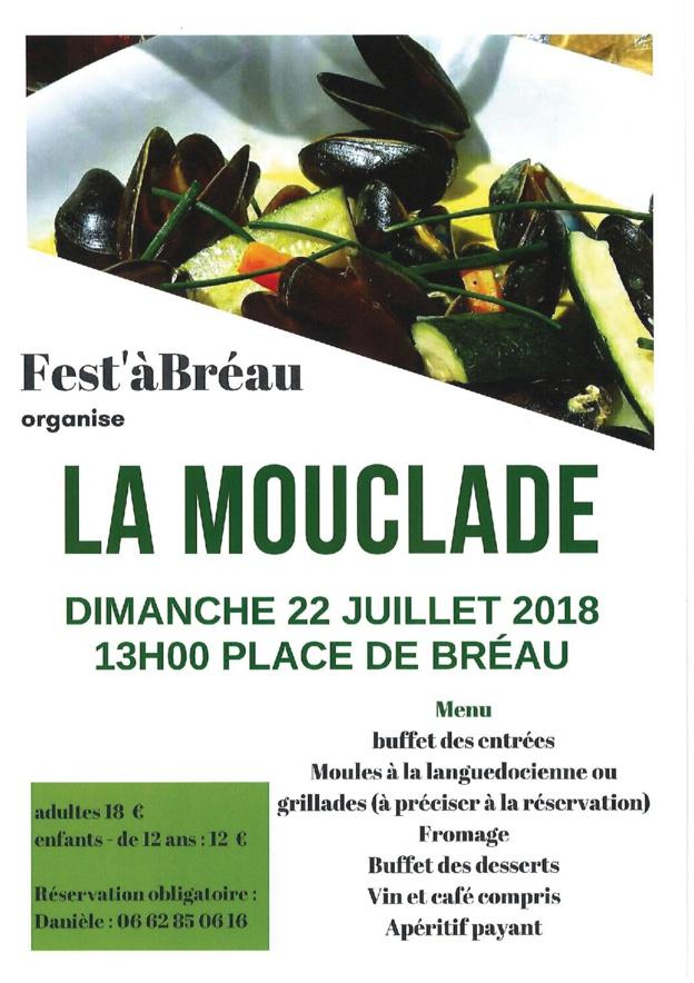 La Mouclade par Fest'à Bréau