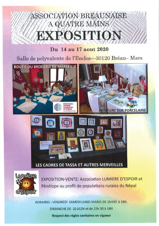 Exposition Boutis-Broderie