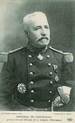 Le Gal de Castelnau commandant la IIème armée