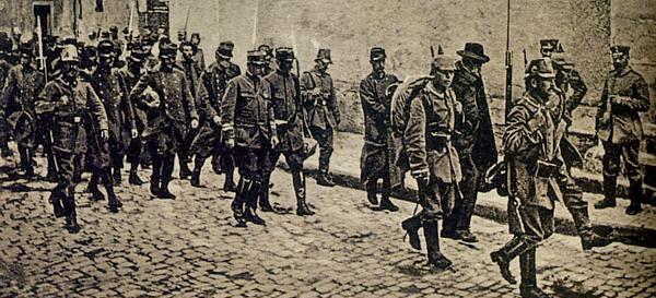 Prisonniers Français à Sarrebourg
