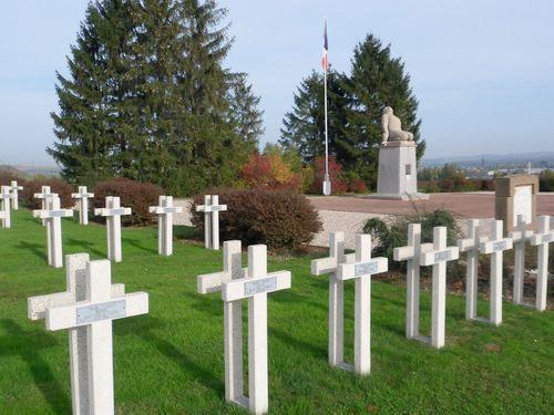 Nécropole Nationale des prisonniers de guerre 1914-1918