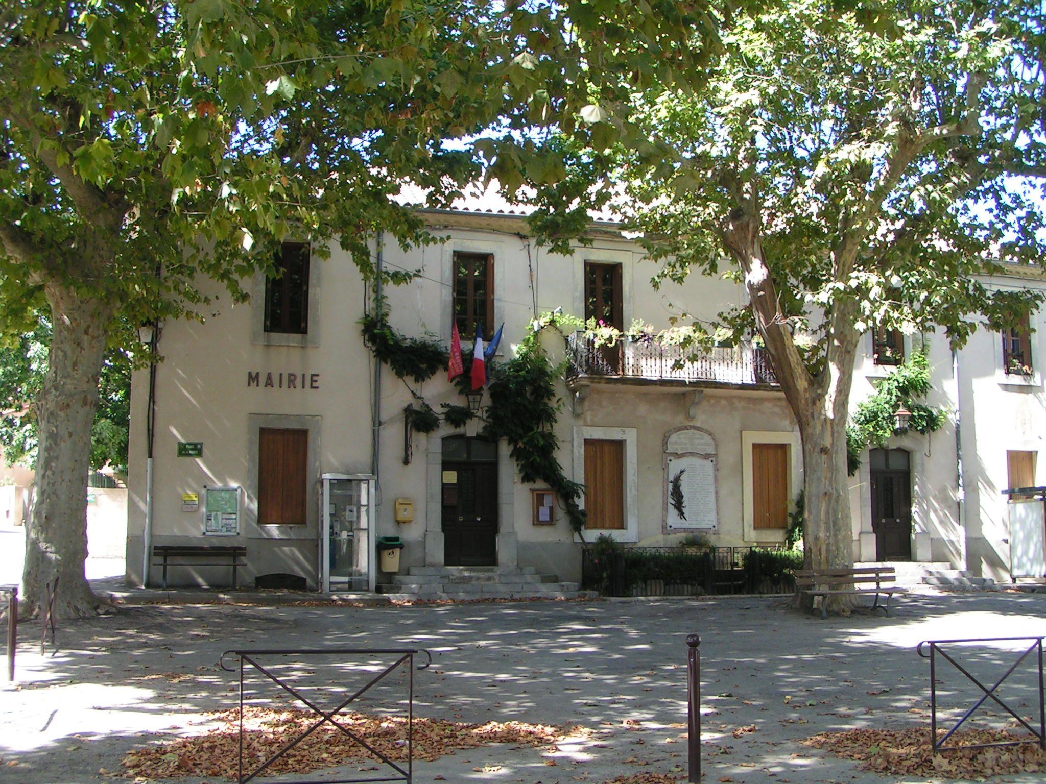 La Mairie de Bréau