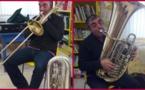 Découverte de la musique: le trombone à coulisse et le tuba