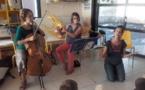 Découverte de la musique: la flûte, le violoncelle et le chant