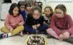 Joyeux anniversaire Capucine