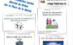 Programme des Festivités de Bréau en Juillet 2018