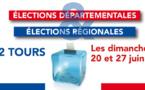 Elections départementales et régionales